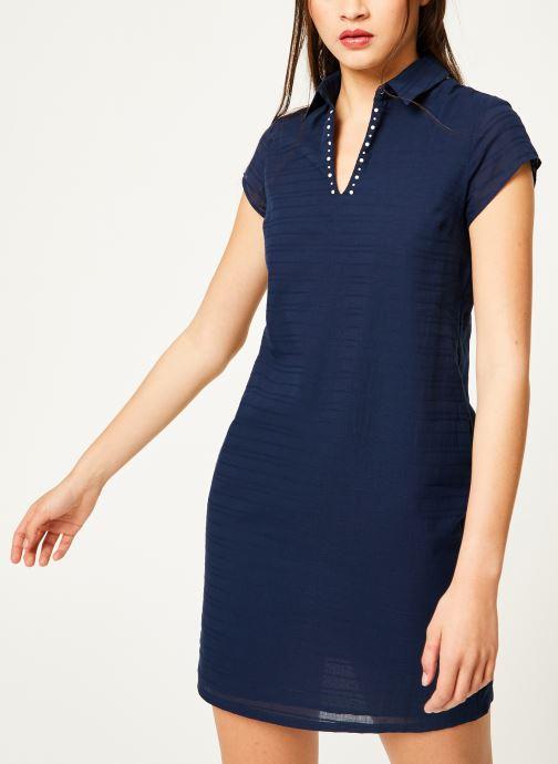 Vêtements I.Code QN30054 Bleu vue détail/paire