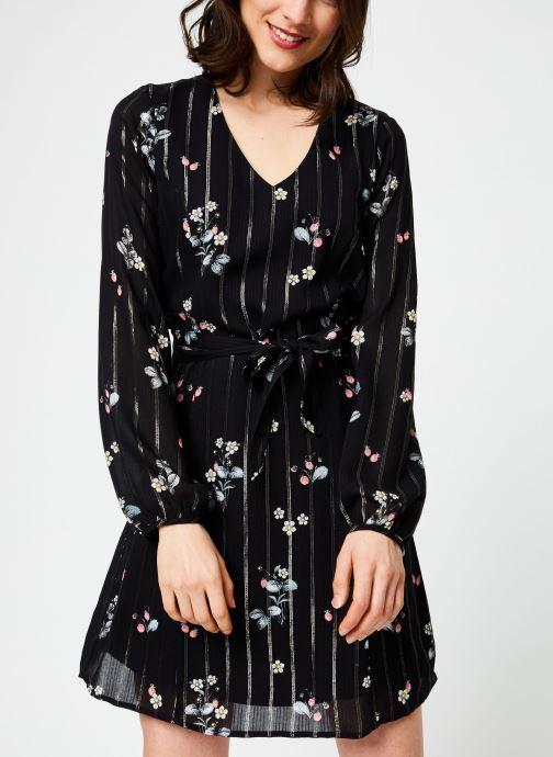 Vêtements I.Code QN30114 Noir vue droite