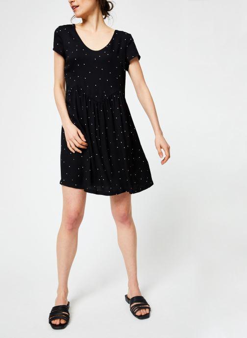 Vêtements I.Code QN30334 Noir vue bas / vue portée sac