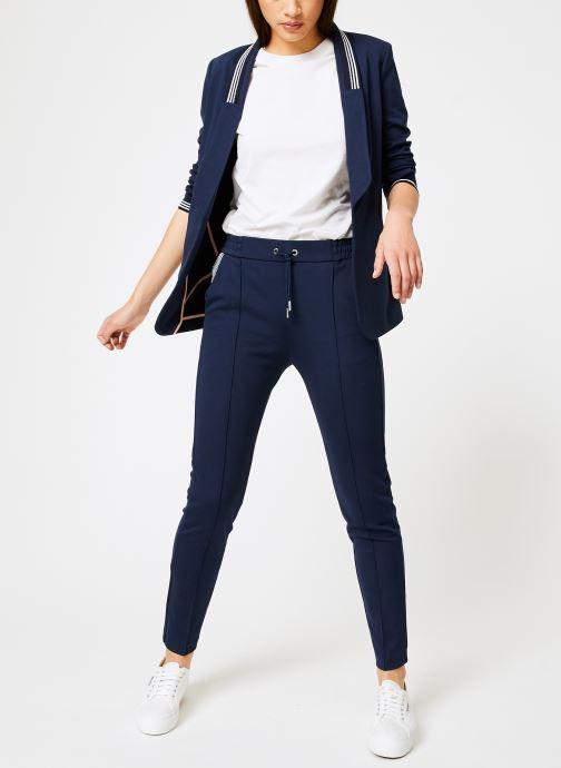 Vêtements I.Code QN40044 Bleu vue bas / vue portée sac