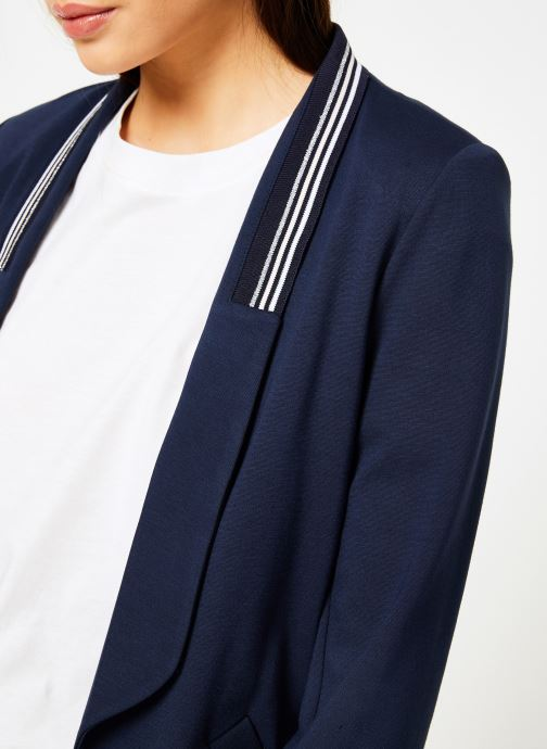 Vêtements I.Code QN40044 Bleu vue face