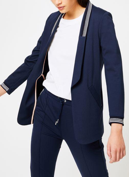 Vêtements I.Code QN40044 Bleu vue droite