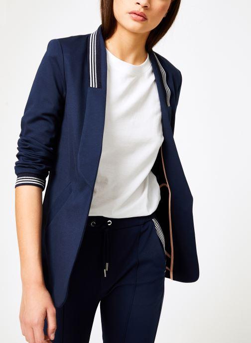 Vêtements I.Code QN40044 Bleu vue détail/paire