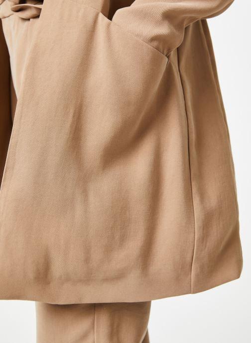 Vêtements I.Code QN44054 Beige vue face