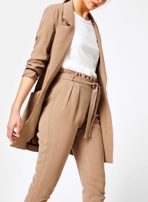 Vêtements I.Code QN44054 Beige vue droite