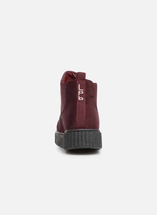 Bottines et boots Les P'tites Bombes ANNABELLE Bordeaux vue droite