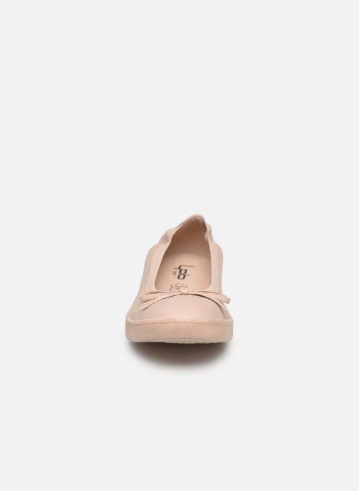 P'tites 370691 Bombes Les beige Ballerinas Etoile 0w46dA6