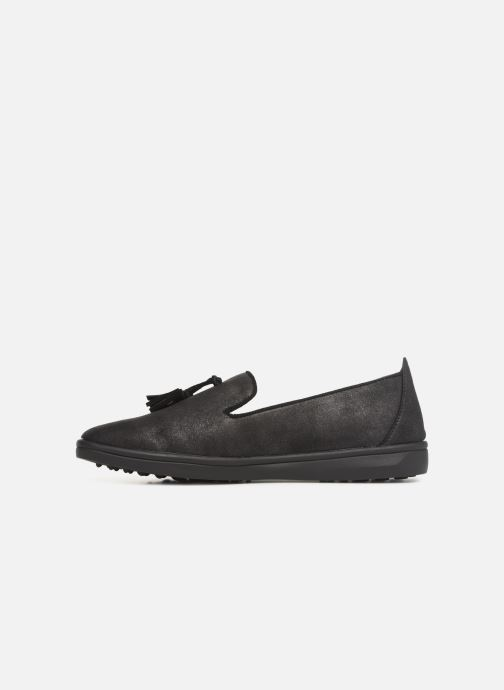 Loafers Les P'tites Bombes FLAVIE Black front view