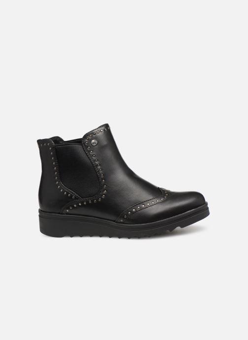 Boots en enkellaarsjes Les P'tites Bombes HANAE Zwart achterkant