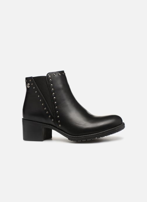 Ankle boots Les P'tites Bombes LAURA Black back view