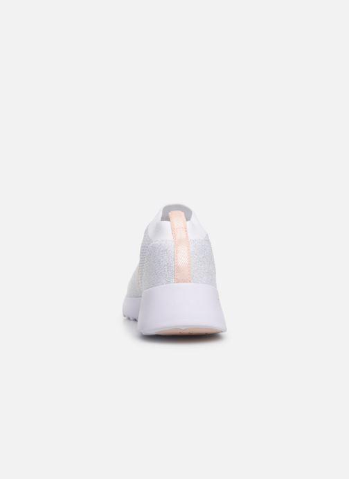 Sneakers ARKK COPENHAGEN Venecis FG Lurex PWR55 Bianco immagine destra