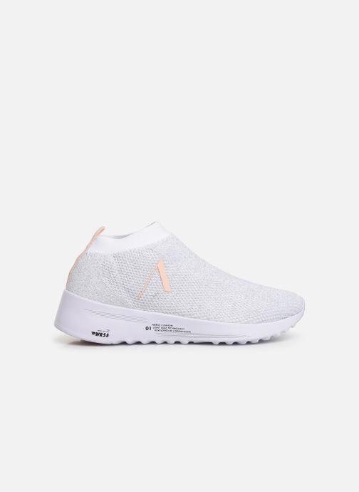 Sneakers ARKK COPENHAGEN Venecis FG Lurex PWR55 Bianco immagine posteriore