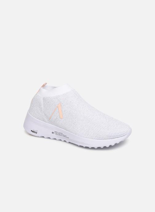 Sneakers ARKK COPENHAGEN Venecis FG Lurex PWR55 Bianco vedi dettaglio/paio