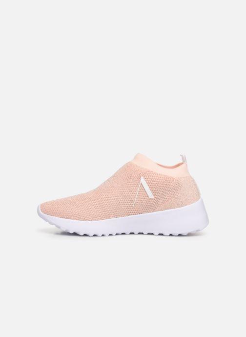 Sneakers ARKK COPENHAGEN Venecis FG Lurex PWR55 Roze voorkant