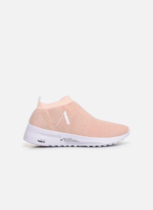 Sneakers ARKK COPENHAGEN Venecis FG Lurex PWR55 Roze achterkant