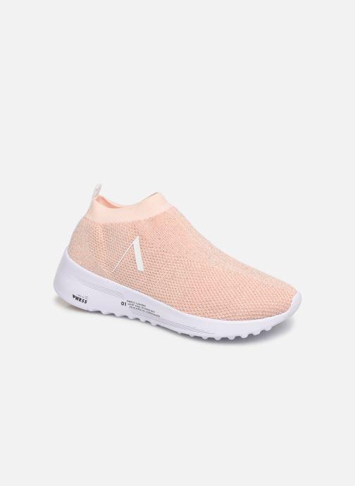 Sneakers Arkk Copenhagen Venecis FG Lurex PWR55 Roze detail