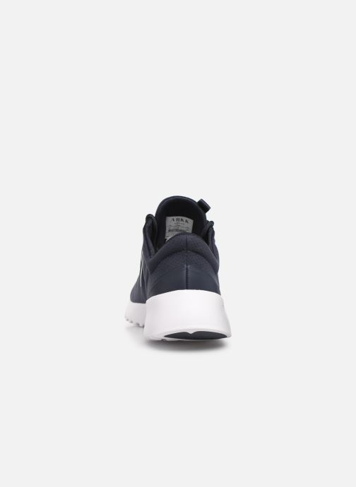 Trainers ARKK COPENHAGEN Anxion Mesh PWR55 White view from the right