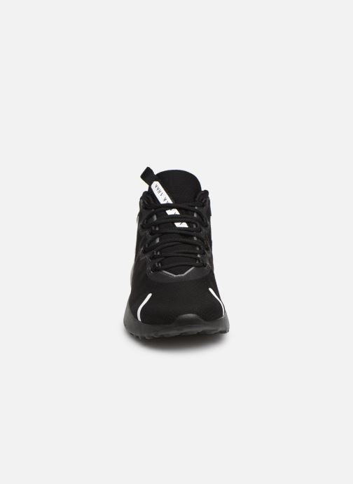 Baskets ARKK COPENHAGEN Anxion Mesh PWR55 Blanc vue portées chaussures