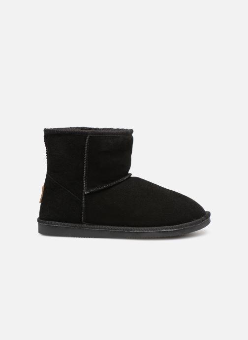 Bottines et boots Les Tropéziennes par M Belarbi Flocon new Noir vue derrière