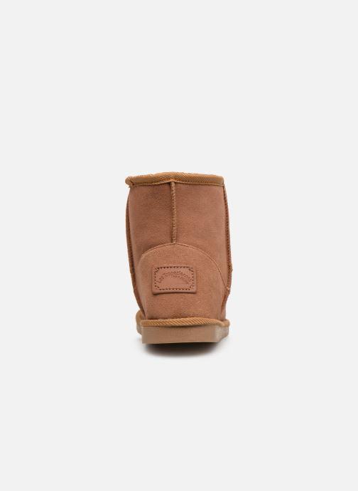 Bottines et boots Les Tropéziennes par M Belarbi Flocon new Marron vue droite