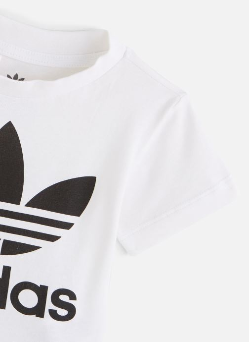 Kleding adidas originals Short Tee Set I Zwart model