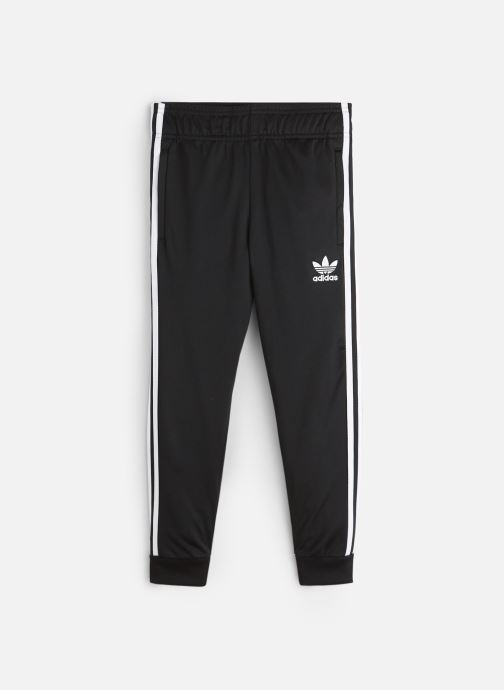 Kleding adidas originals Superstar Pants J Zwart detail