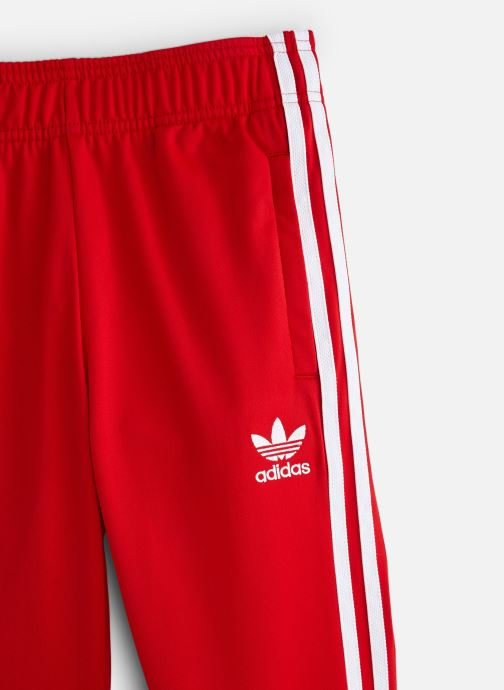 Kleding adidas originals Superstar Pants J Rood model