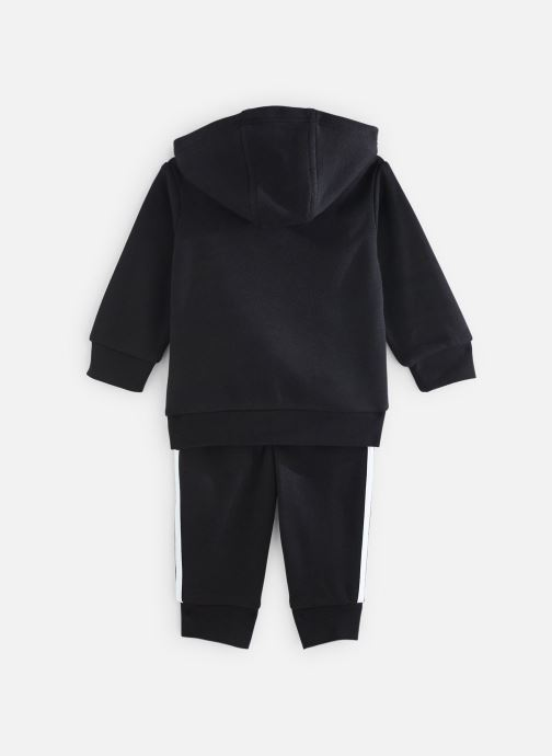 Vêtements adidas originals Trefoil Hoodie I Noir vue bas / vue portée sac