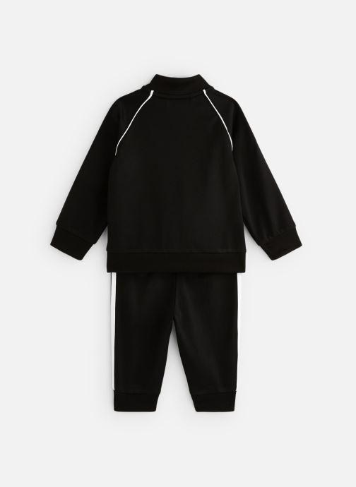 Vêtements adidas originals Superstar Suit I Noir vue bas / vue portée sac
