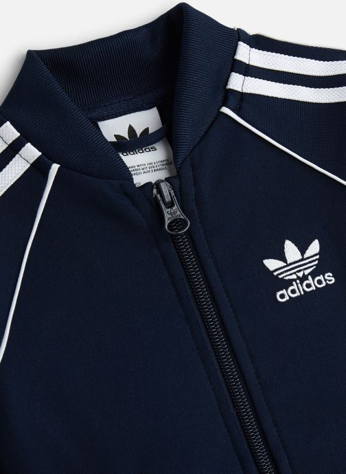 Kleding adidas originals Superstar Suit I Blauw model