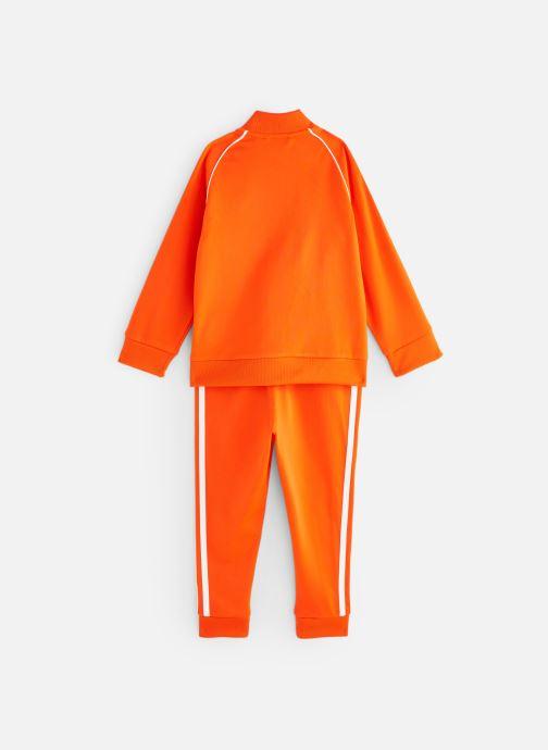 Kläder adidas originals Superstar Suit K Orange bild från under
