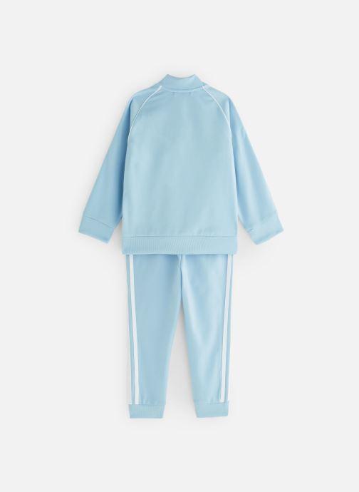 Kleding adidas originals Superstar Suit K Blauw onder