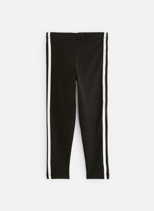 Vêtements adidas originals 3Stripes Leggin K Noir vue bas / vue portée sac