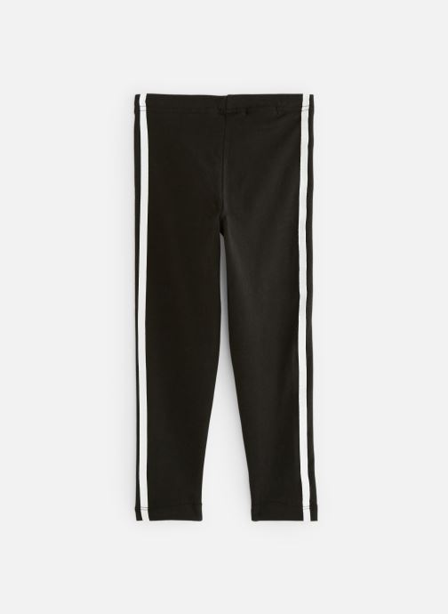 Kleding adidas originals 3Stripes Leggin K Zwart onder