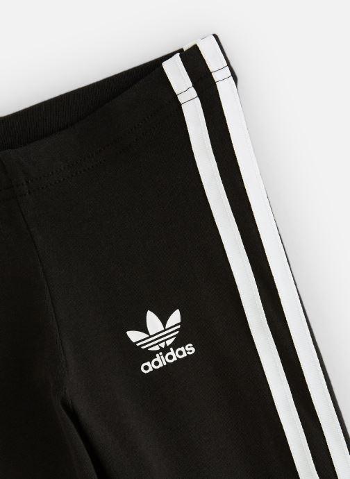 Ropa Adidas Originals 3Stripes Leggin K Negro vista del modelo