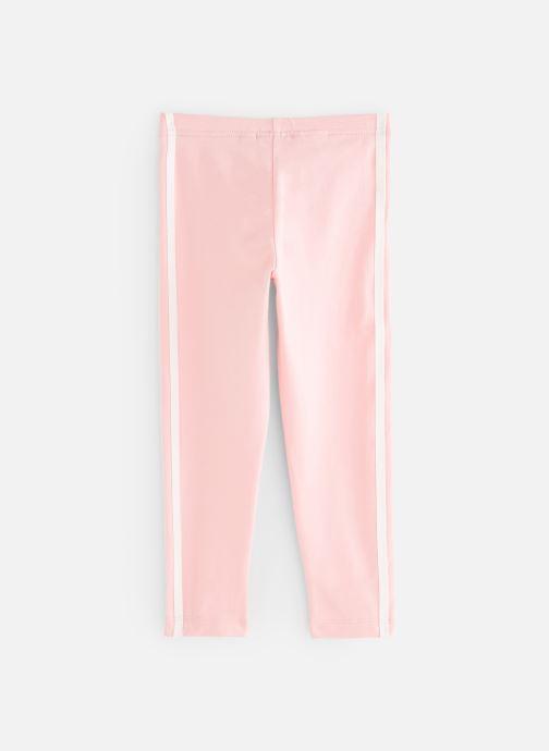 Kläder Adidas Originals 3Stripes Leggin K Rosa bild från under