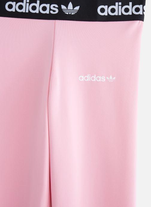 Ropa Adidas Originals Poly Leggings J Rosa vista del modelo