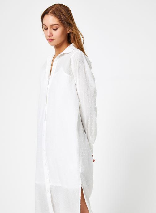 Vêtements Leï 1984 Robe Nadège Blanc vue droite