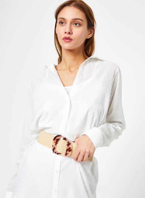 Vêtements Leï 1984 Robe Nadège Blanc vue détail/paire