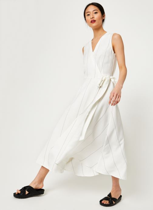 1984 Vêtements Leï Chez Jeanne 370823 blanc Robe 7AAxqUO