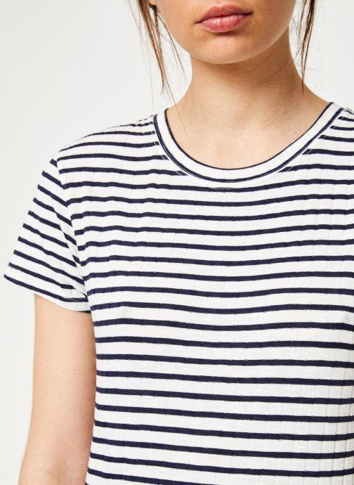 Tøj Leï 1984 T-shirt Prune Cotes Blå se forfra