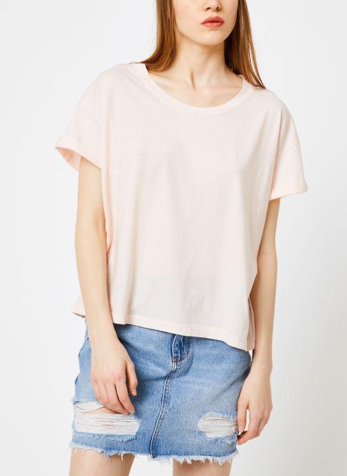 Vêtements Leï 1984 T-shirt Gabrielle Rose vue droite