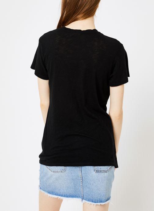 Et VêtementsT 1984 shirt Cerise 009Noir shirts Leï T Débardeurs xBoedrCW