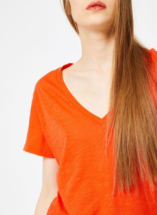 1984 shirt rouge Leï Chez 370839 T Vêtements Cerise O1c1ZWR