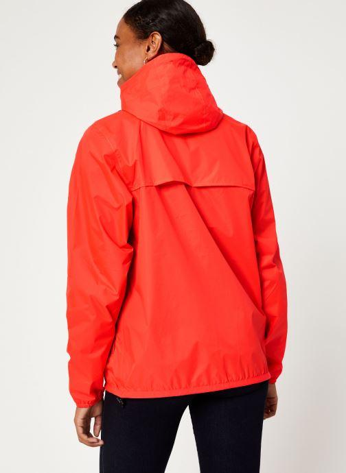 VêtementsVestes Fluo 3 Red K Xj1 Manteaux 0 way Claude Et Le Vrai 2EHDW9IY
