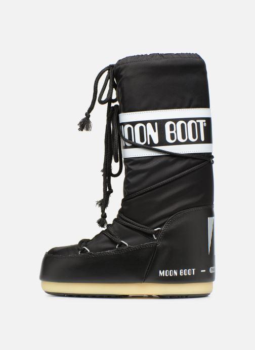 Chaussures de sport Moon Boot Moon Boot Nylon F Noir vue face
