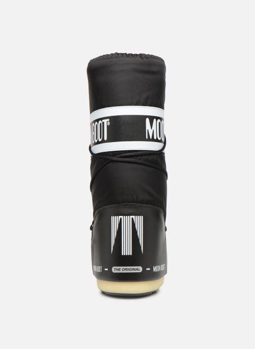 Chaussures de sport Moon Boot Moon Boot Nylon F Noir vue droite