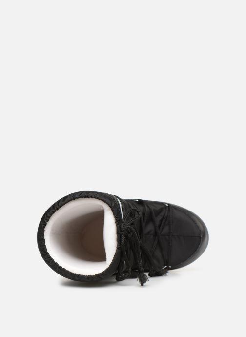 Chaussures de sport Moon Boot Moon Boot Nylon F Noir vue gauche