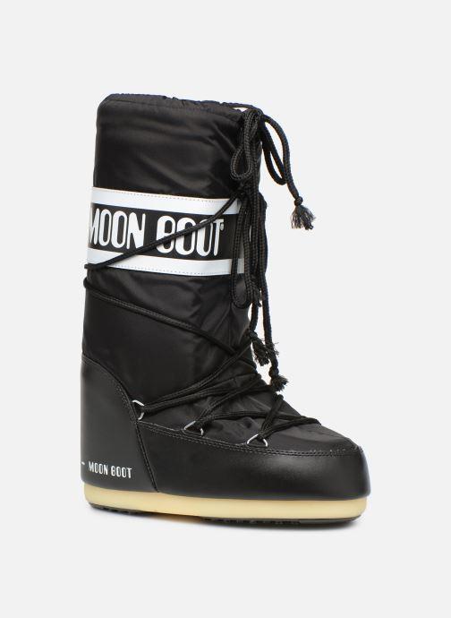 Chaussures de sport Moon Boot Moon Boot Nylon F Noir vue détail/paire