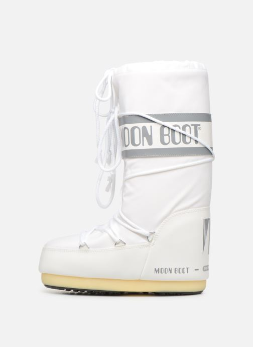 Sport shoes Moon Boot Moon Boot Nylon F White front view